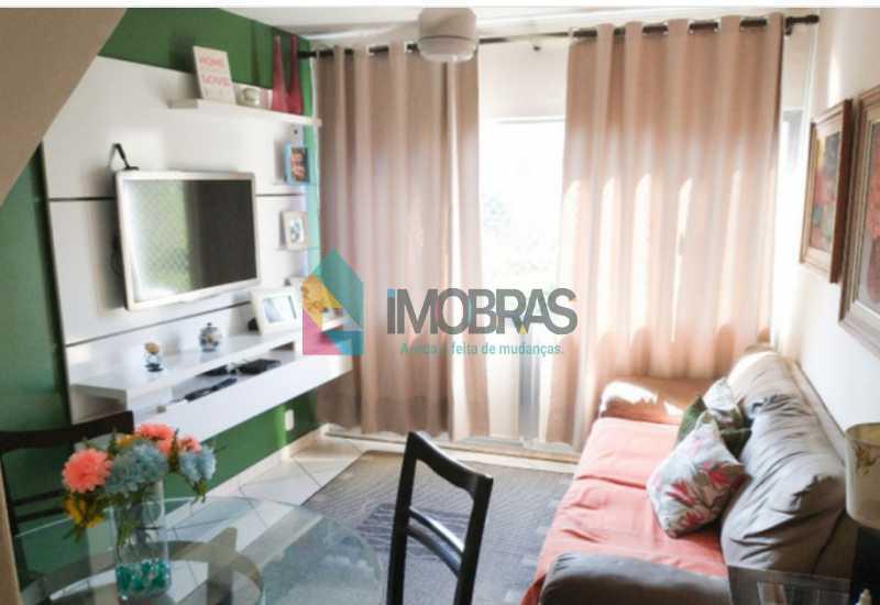 17. - Apartamento à venda Avenida Padre Leonel Franca,Gávea, IMOBRAS RJ - R$ 715.000 - BOAP30749 - 1