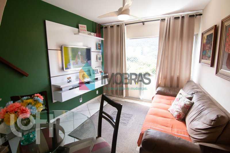 1 - Apartamento à venda Avenida Padre Leonel Franca,Gávea, IMOBRAS RJ - R$ 715.000 - BOAP30749 - 3
