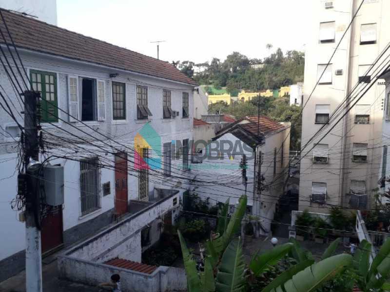 1 - Casa de Vila 2 quartos à venda Glória, IMOBRAS RJ - R$ 380.000 - BOCV20031 - 1