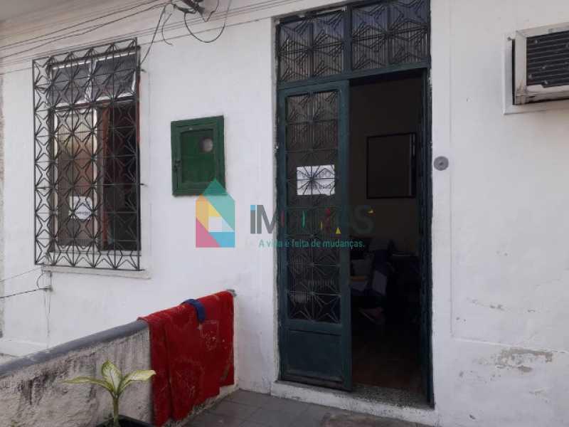 3 - Casa de Vila 2 quartos à venda Glória, IMOBRAS RJ - R$ 380.000 - BOCV20031 - 3