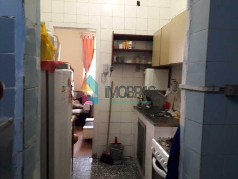 4 - Casa de Vila 2 quartos à venda Glória, IMOBRAS RJ - R$ 380.000 - BOCV20031 - 5