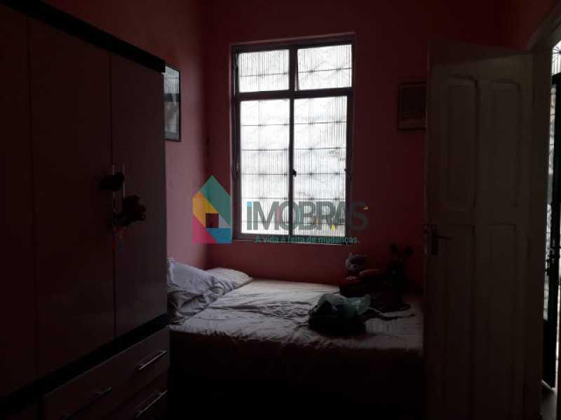 5 - Casa de Vila 2 quartos à venda Glória, IMOBRAS RJ - R$ 380.000 - BOCV20031 - 6