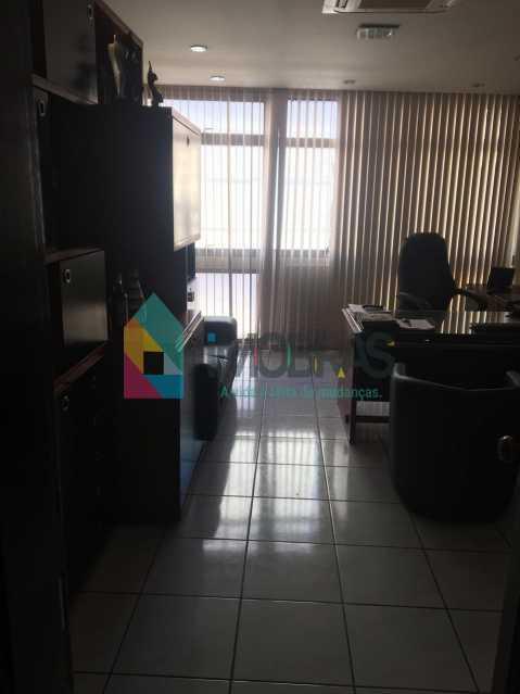 3 - Sala Comercial 30m² à venda Rua Santa Clara,Copacabana, IMOBRAS RJ - R$ 280.000 - BOSL00104 - 4