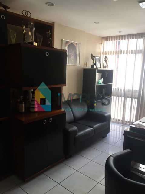 6 - Sala Comercial 30m² à venda Rua Santa Clara,Copacabana, IMOBRAS RJ - R$ 280.000 - BOSL00104 - 7