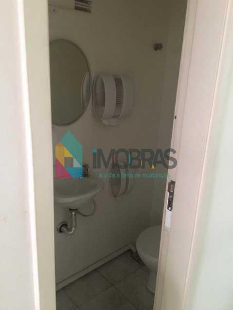 11 - Sala Comercial 29m² à venda Rua Santa Clara,Copacabana, IMOBRAS RJ - R$ 240.000 - BOSL00105 - 5