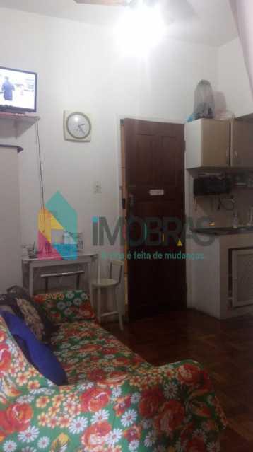 7 - Kitnet/Conjugado 28m² à venda Laranjeiras, IMOBRAS RJ - R$ 280.000 - BOKI00185 - 9