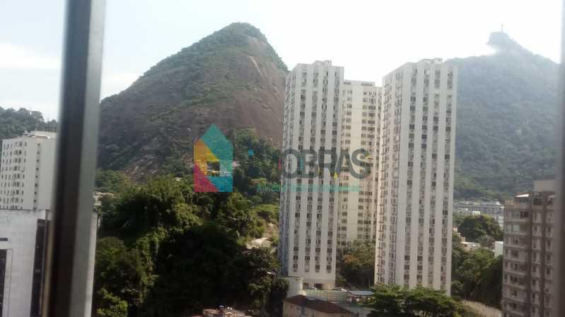 14 - Kitnet/Conjugado 28m² à venda Laranjeiras, IMOBRAS RJ - R$ 280.000 - BOKI00185 - 14