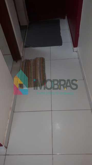 02 - Kitnet/Conjugado 27m² à venda Rua Senador Vergueiro,Flamengo, IMOBRAS RJ - R$ 368.000 - BOKI00186 - 7