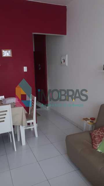 011 - Kitnet/Conjugado 27m² à venda Rua Senador Vergueiro,Flamengo, IMOBRAS RJ - R$ 368.000 - BOKI00186 - 1