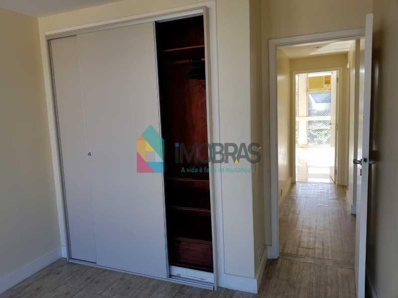 6 - Apartamento 3 quartos para venda e aluguel Botafogo, IMOBRAS RJ - R$ 1.800.000 - BOAP30769 - 7