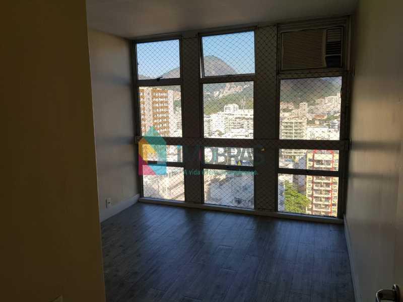 15 - Apartamento 3 quartos para venda e aluguel Botafogo, IMOBRAS RJ - R$ 1.800.000 - BOAP30769 - 16