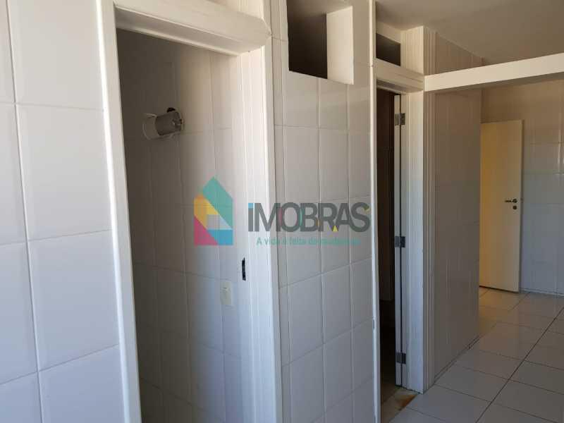 16 - Apartamento 3 quartos para venda e aluguel Botafogo, IMOBRAS RJ - R$ 1.800.000 - BOAP30769 - 17