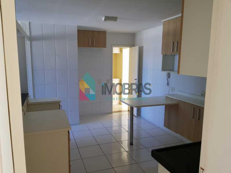 18 - Apartamento 3 quartos para venda e aluguel Botafogo, IMOBRAS RJ - R$ 1.800.000 - BOAP30769 - 19