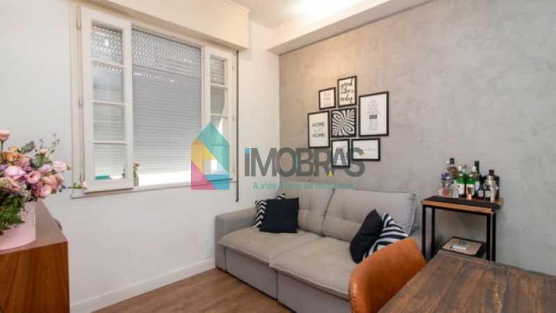 2 - Apartamento 1 quarto à venda Flamengo, IMOBRAS RJ - R$ 575.000 - BOAP10586 - 1