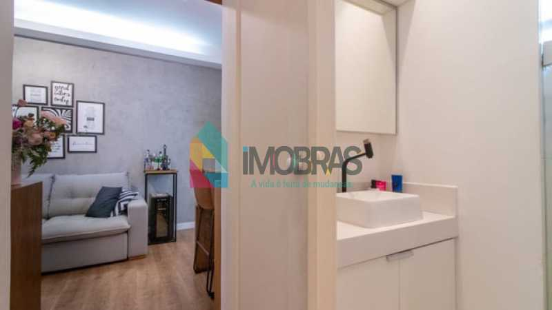 15 - Apartamento 1 quarto à venda Flamengo, IMOBRAS RJ - R$ 575.000 - BOAP10586 - 16