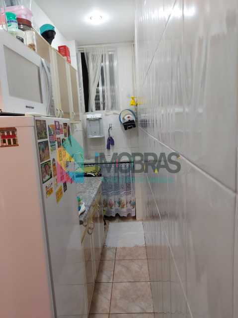 10 - Apartamento à venda Rua Senador Vergueiro,Flamengo, IMOBRAS RJ - R$ 440.000 - BOAP00181 - 9
