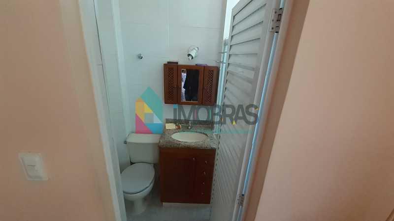 BANHEIRO 1 - Kitnet/Conjugado 24m² à venda Glória, IMOBRAS RJ - R$ 310.000 - BOKI00190 - 10