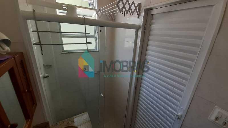 BANHEIRO 3 - Kitnet/Conjugado 24m² à venda Glória, IMOBRAS RJ - R$ 310.000 - BOKI00190 - 11