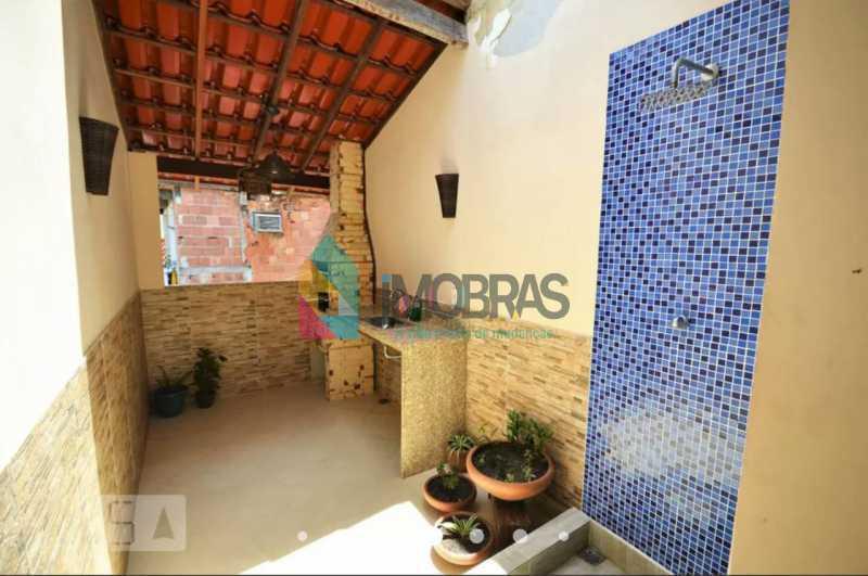 4 - Casa de Vila 2 quartos à venda Glória, IMOBRAS RJ - R$ 370.000 - BOCV20034 - 14