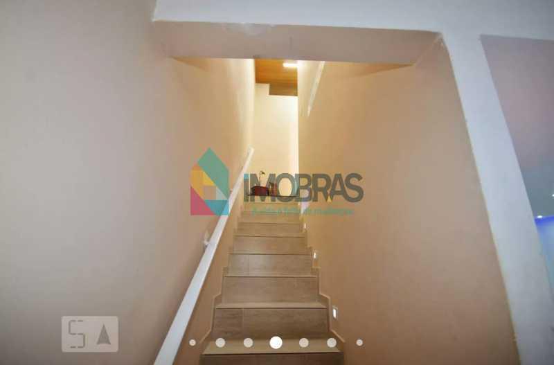 5 - Casa de Vila 2 quartos à venda Glória, IMOBRAS RJ - R$ 370.000 - BOCV20034 - 7