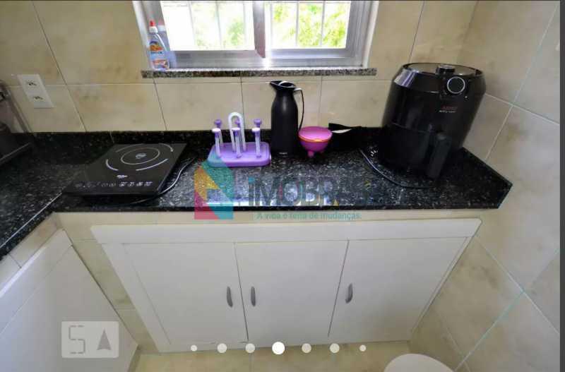 6 - Casa de Vila 2 quartos à venda Glória, IMOBRAS RJ - R$ 370.000 - BOCV20034 - 5