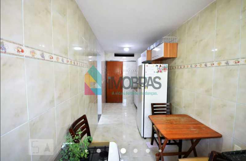 7 - Casa de Vila 2 quartos à venda Glória, IMOBRAS RJ - R$ 370.000 - BOCV20034 - 6