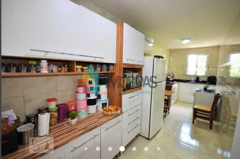 9 - Casa de Vila 2 quartos à venda Glória, IMOBRAS RJ - R$ 370.000 - BOCV20034 - 4