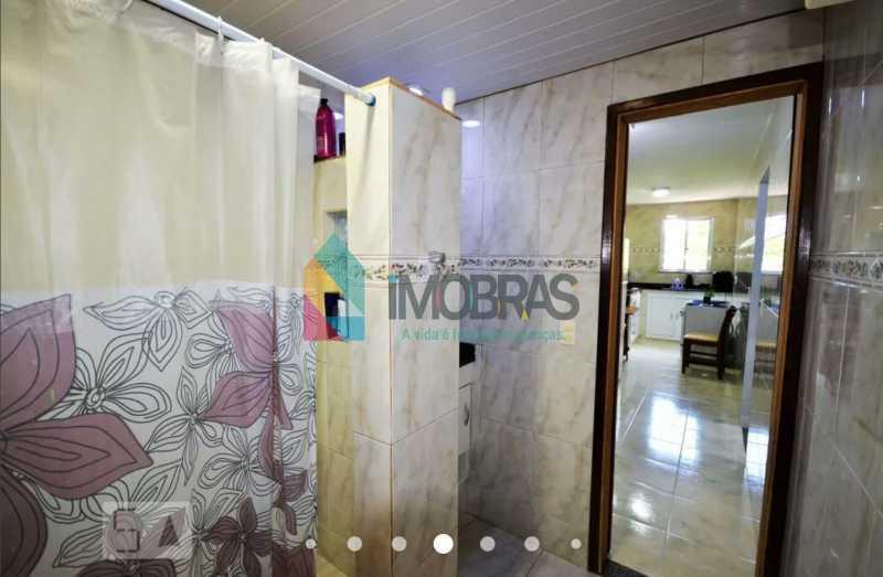 10 - Casa de Vila 2 quartos à venda Glória, IMOBRAS RJ - R$ 370.000 - BOCV20034 - 11