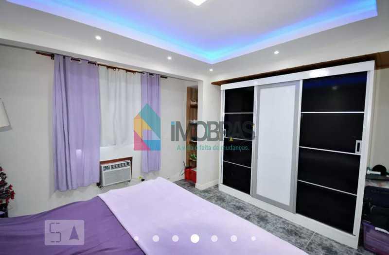 15 - Casa de Vila 2 quartos à venda Glória, IMOBRAS RJ - R$ 370.000 - BOCV20034 - 9