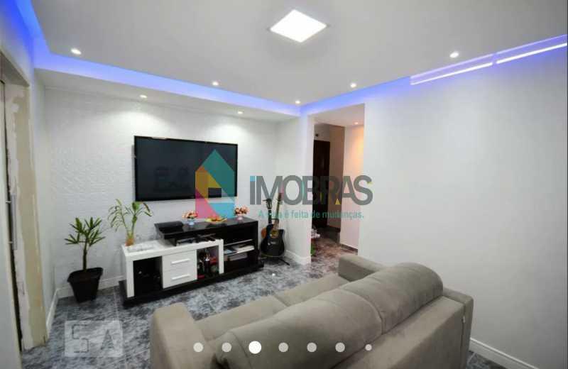 16 - Casa de Vila 2 quartos à venda Glória, IMOBRAS RJ - R$ 370.000 - BOCV20034 - 1