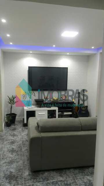 17 - Casa de Vila 2 quartos à venda Glória, IMOBRAS RJ - R$ 370.000 - BOCV20034 - 3
