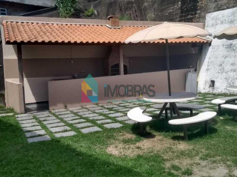 churrasqueira1 - ÓTIMO 2QUARTOS COM LAZER NA PRAÇA SECA!!! - BOAP21049 - 16