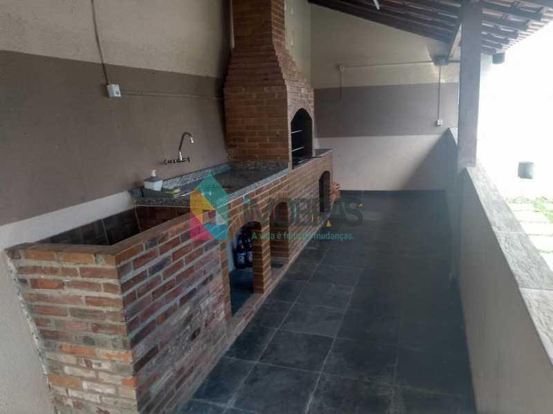 churrasqueira2 - ÓTIMO 2QUARTOS COM LAZER NA PRAÇA SECA!!! - BOAP21049 - 15