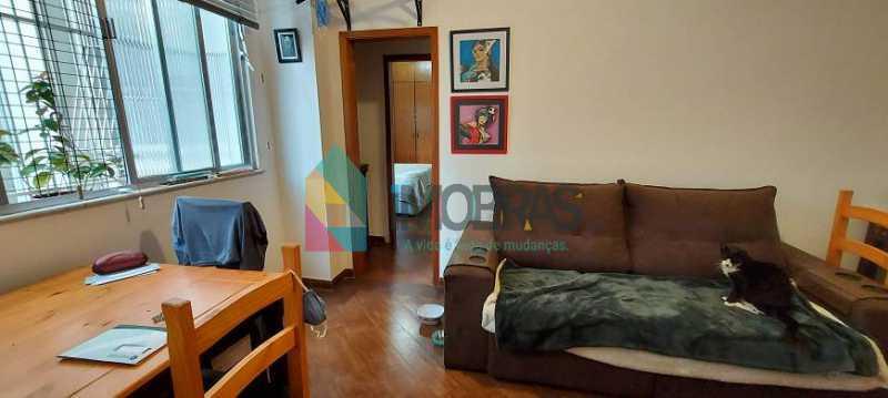 3 - Apartamento 1 quarto à venda Flamengo, IMOBRAS RJ - R$ 610.000 - BOAP10598 - 4