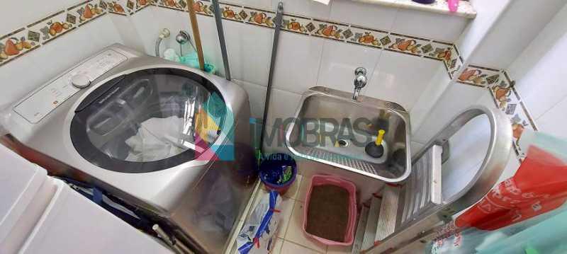 14 - Apartamento 1 quarto à venda Flamengo, IMOBRAS RJ - R$ 610.000 - BOAP10598 - 15