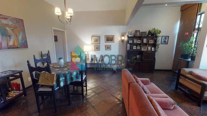 50 Ap Sala 4 - Apartamento 3 quartos à venda Gávea, IMOBRAS RJ - R$ 950.000 - BOAP30793 - 1