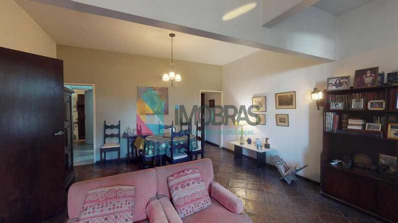 50 Ap Sala 1 - Apartamento 3 quartos à venda Gávea, IMOBRAS RJ - R$ 950.000 - BOAP30793 - 3