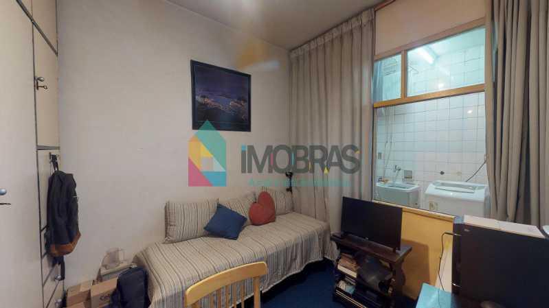 50 Ap Quarto II - Apartamento 3 quartos à venda Gávea, IMOBRAS RJ - R$ 950.000 - BOAP30793 - 6