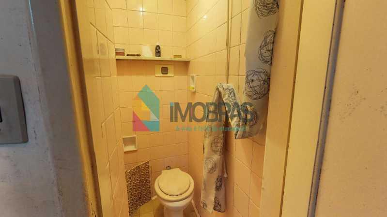 50 Ap Empregada 2 - Apartamento 3 quartos à venda Gávea, IMOBRAS RJ - R$ 950.000 - BOAP30793 - 12