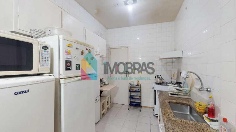 50 Ap Cozinha 1 - Apartamento 3 quartos à venda Gávea, IMOBRAS RJ - R$ 950.000 - BOAP30793 - 9