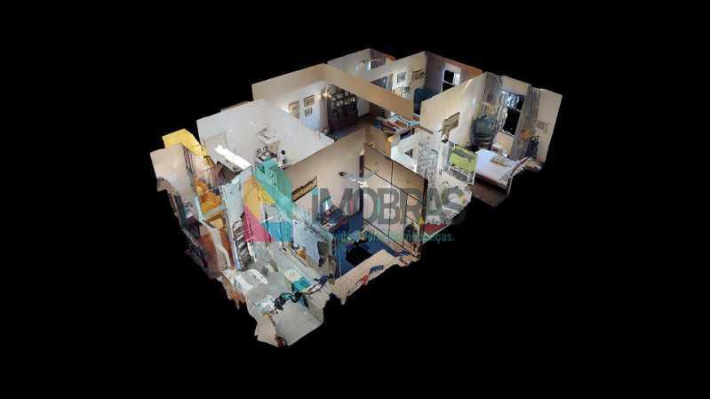 50 Ap 3D - Apartamento 3 quartos à venda Gávea, IMOBRAS RJ - R$ 950.000 - BOAP30793 - 14
