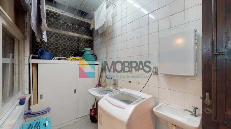 50 Ap Área - Apartamento 3 quartos à venda Gávea, IMOBRAS RJ - R$ 950.000 - BOAP30793 - 13