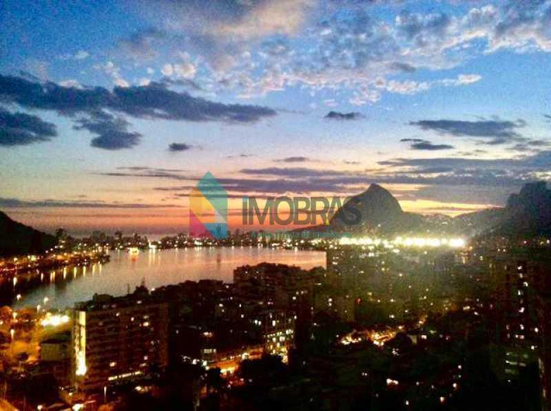 1 - Apartamento 2 quartos à venda Jardim Botânico, IMOBRAS RJ - R$ 1.250.000 - BOAP21057 - 4