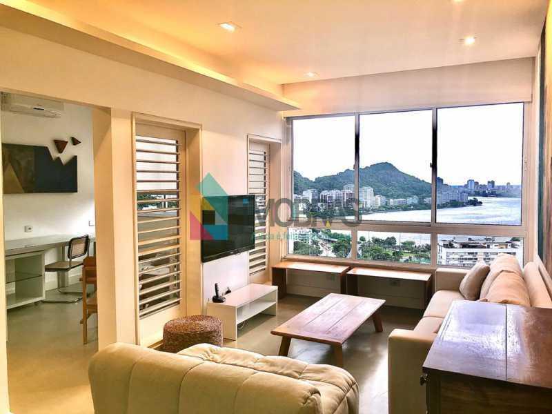 4 - Apartamento 2 quartos à venda Jardim Botânico, IMOBRAS RJ - R$ 1.250.000 - BOAP21057 - 3