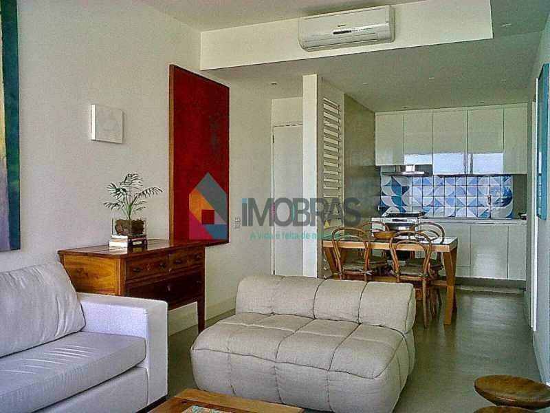 5 - Apartamento 2 quartos à venda Jardim Botânico, IMOBRAS RJ - R$ 1.250.000 - BOAP21057 - 6