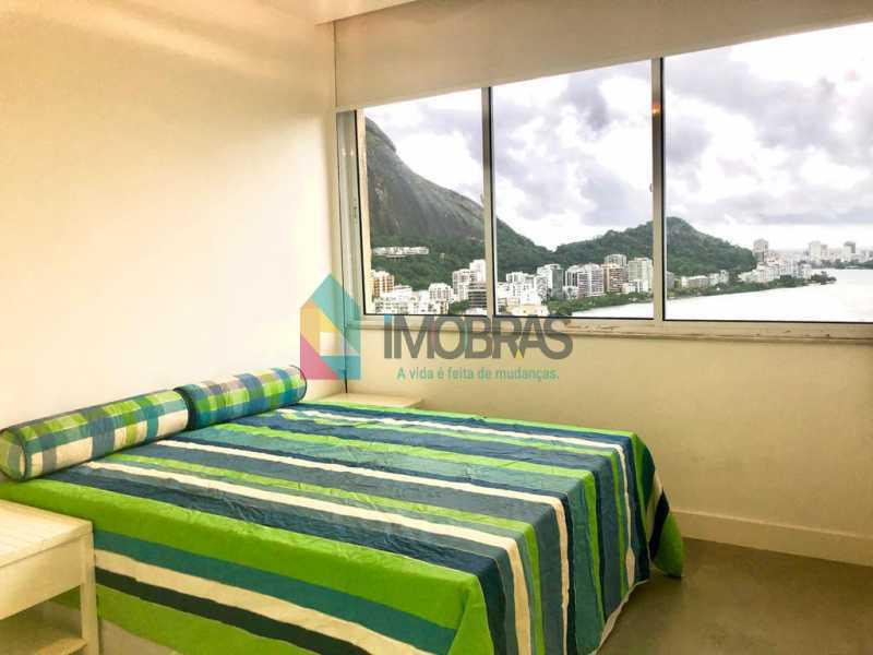 6 - Apartamento 2 quartos à venda Jardim Botânico, IMOBRAS RJ - R$ 1.250.000 - BOAP21057 - 7