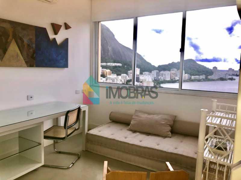 10 - Apartamento 2 quartos à venda Jardim Botânico, IMOBRAS RJ - R$ 1.250.000 - BOAP21057 - 11