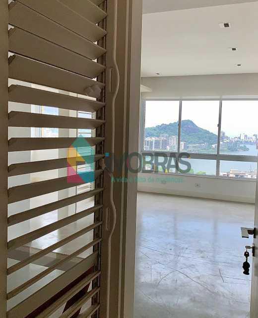 11 - Apartamento 2 quartos à venda Jardim Botânico, IMOBRAS RJ - R$ 1.250.000 - BOAP21057 - 12