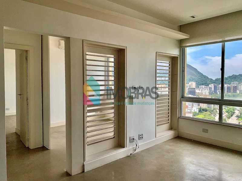 13 - Apartamento 2 quartos à venda Jardim Botânico, IMOBRAS RJ - R$ 1.250.000 - BOAP21057 - 14