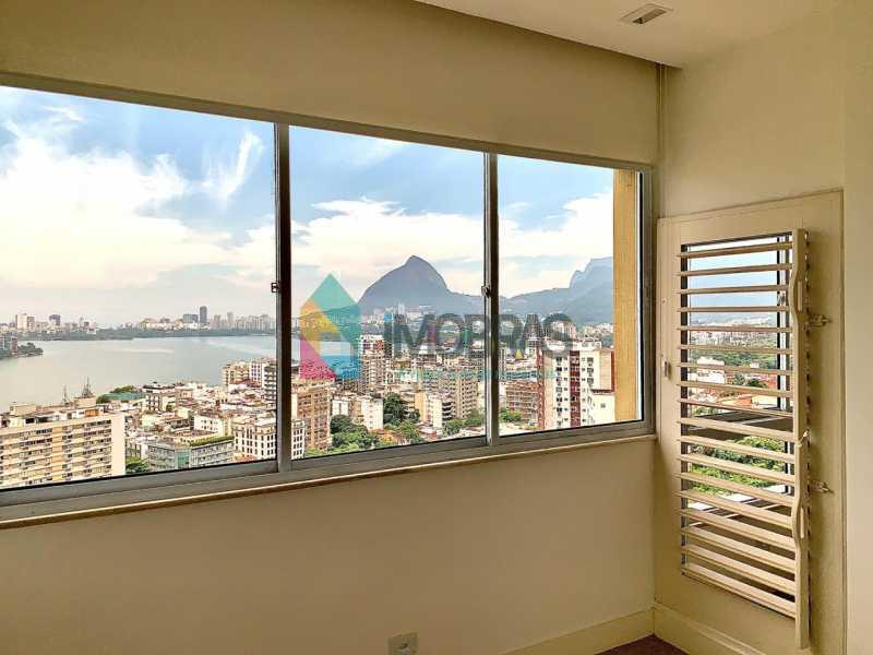 25 - Apartamento 2 quartos à venda Jardim Botânico, IMOBRAS RJ - R$ 1.250.000 - BOAP21057 - 26